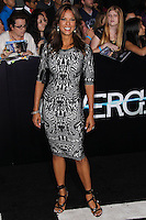 "WESTWOOD, LOS ANGELES, CA, USA - MARCH 18: Eva LaRue at the World Premiere Of Summit Entertainment's ""Divergent"" held at the Regency Bruin Theatre on March 18, 2014 in Westwood, Los Angeles, California, United States. (Photo by Xavier Collin/Celebrity Monitor)"