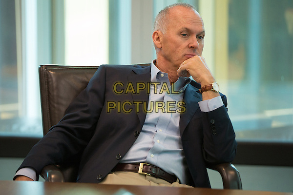 Spotlight (2015)<br /> Michael Keaton<br /> *Filmstill - Editorial Use Only*<br /> CAP/KFS<br /> Image supplied by Capital Pictures