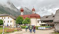 St. Bartholomä - Berchtesgaden 16.07.2019: Königssee