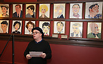Nathan Lane attends the Sardi's portrait unveiling for Andrew Garfield at Sardi's on May 31, 2018 in New York City.