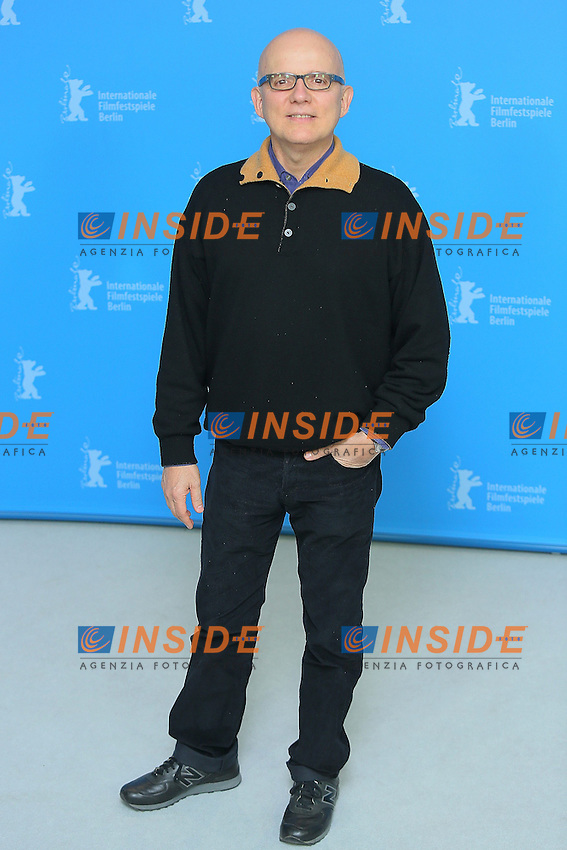 Bruno Barreto. Berlin 11/02/2013. 63th Berlinale 'Reaching For The Moon' photocall. foto Mark Cape/Insidefoto