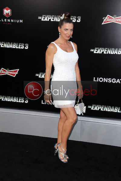 Sandra Vidal<br /> at &quot;The Expendables 3&quot; Los Angeles Premiere, TCL Chinese Theater, Hollywood, CA 08-11-14<br /> David Edwards/Dailyceleb.com 818-249-4998