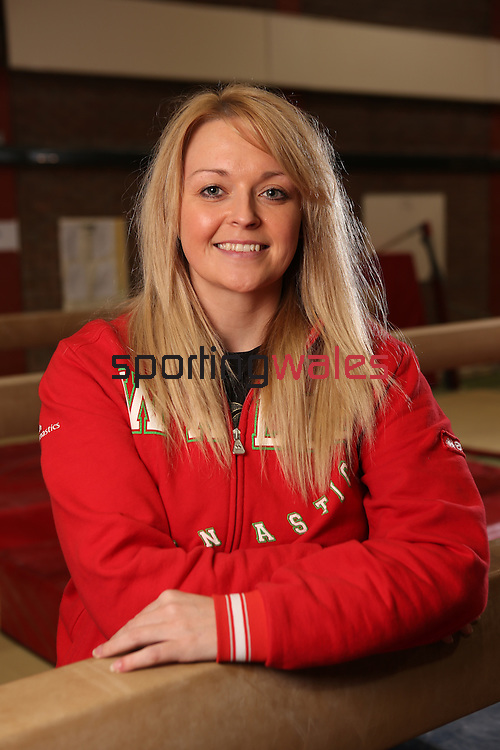 Welsh Gymnastics.Nia Thomas.21.03.13.©Steve Pope