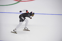 OLYMPIC GAMES: PYEONGCHANG: 18-02-2018, Gangneung Oval, Long Track, 500m Ladies, Erin Jackson (USA), ©photo Martin de Jong