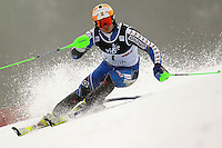 ZAGREB, CROACIA, 06 JANEIRO 2013 - COPA DO MUNDO DE ESQUI ALPINO - O competidor Jens Byggmark da Suecia durante a competicao de Slalom Gigante para homens durante a Copa do Mundo de Esqui Alpino em Zagreb na Croacia, neste domingo, 06/01/2013. (FOTO: PIXATHLON / BRAZIL PHOTO PRESS).