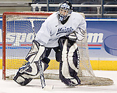 Matt Lundin - The University of Maine Black Bears practiced on Wednesday, April 5, 2006, at the Bradley Center in Milwaukee, Wisconsin, in preparation for their April 6 2006 Frozen Four Semi-Final game versus the University of Wisconsin.