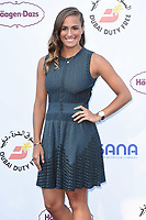 Monica Puig at the Women's Tennis Association 's (WTA) Tennis on The Thames evening reception at OXO2, London, UK. <br /> 28 June  2018<br /> Picture: Steve Vas/Featureflash/SilverHub 0208 004 5359 sales@silverhubmedia.com