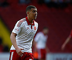 Che Adams of Sheffield Utd during the Sky Bet League One match at Bramall Lane Stadium. Photo credit should read: Simon Bellis/Sportimage