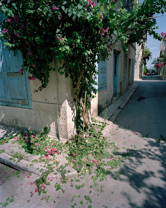Nafplio, Greece in summer