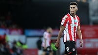 Ollie Watkins of Brentford during Brentford vs Middlesbrough, Sky Bet EFL Championship Football at Griffin Park on 8th February 2020