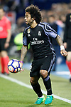Real Madrid's Marcelo Vieira during La Liga match. April 5,2017. (ALTERPHOTOS/Acero)