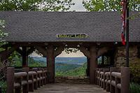 Mather Lodge at Petit Jean State Park in Arkansas.
