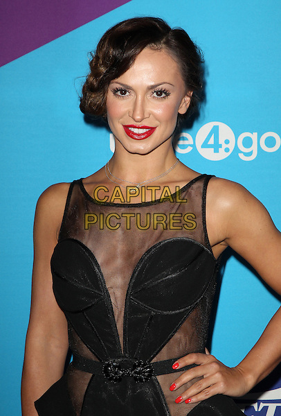 Los Angeles, CA - FEBRUARY 27: Karina Smirnoff Attending Unite4good And Variety Host 1st Annual Unite4:humanity Event, Held at Sony Pictures Studios California on February 27, 2014.  <br /> CAP/MPI/RTNUPA <br /> &copy;RTNUPA/MediaPunch/Capital Pictures
