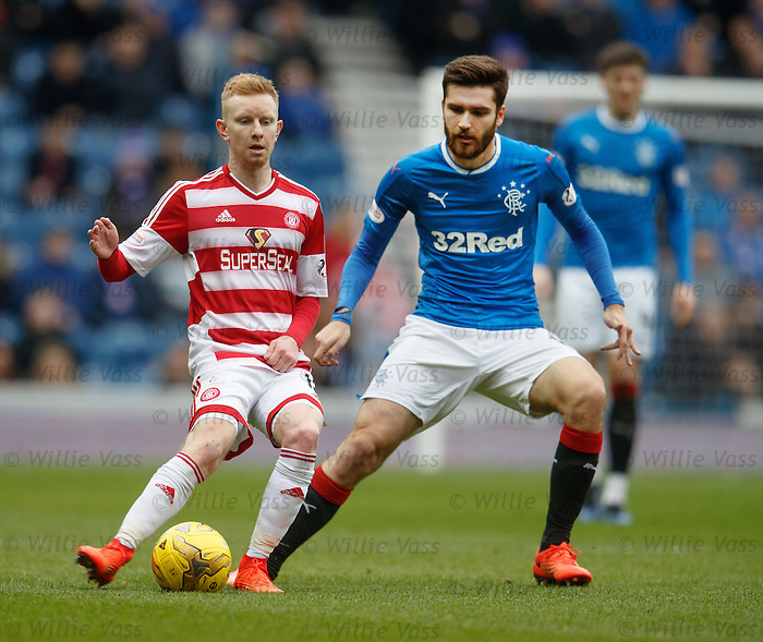 Ali Crawford and Jon Toral