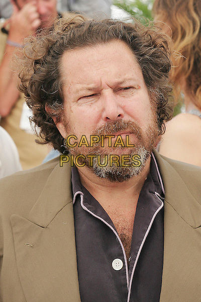 "JULIAN SCHNABEL.""Le Scaphandre et le papillon"" photocall during the 60th International Cannes Film Festival, Cannes, France. .May 22nd, 2007.headshot portrait beard facial hair  .CAP/DAR.©Darwin/Capital Pictures"