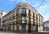 Schäden des Erbebens von 2011  in Lorca,  Provinz Murcia, Spanien, Europa
