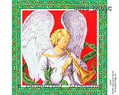 Ingrid, HOLY FAMILIES, HEILIGE FAMILIE, SAGRADA FAMÍLIA, paintings+++++,USISOA05C,#XR# angels ,vintage