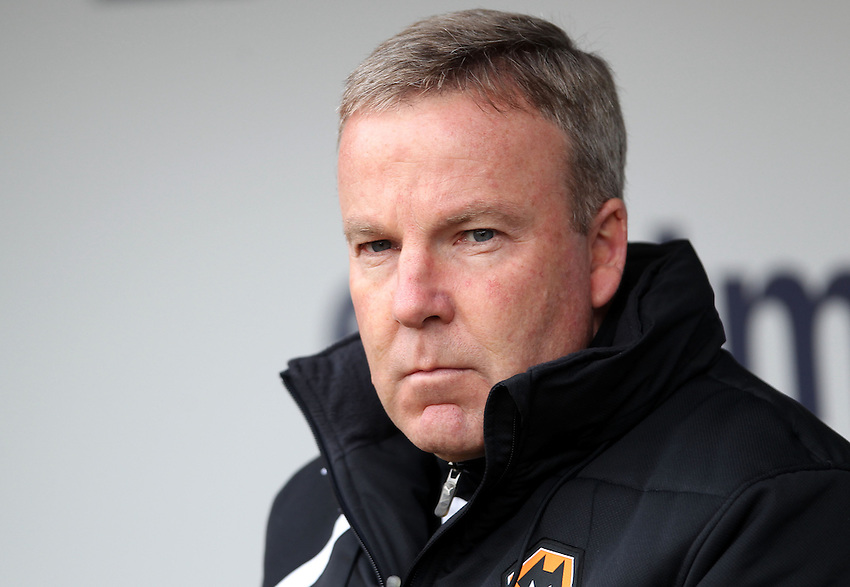 Wolverhampton Wanderers Manager Kenny Jackett<br /> <br /> Photo by Mick Walker/CameraSport<br /> <br /> Football - The Football League Sky Bet League One - Notts County v Wolverhampton Wanderers - Saturday 16th November 2013 - Meadow Lane - Nottingham<br /> <br /> &copy; CameraSport - 43 Linden Ave. Countesthorpe. Leicester. England. LE8 5PG - Tel: +44 (0) 116 277 4147 - admin@camerasport.com - www.camerasport.com