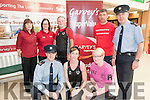 Listowel Marathon: Pictured at Garvey's Supervalue, Listowel to announce the Marathon Club of Ireland's Listowel Marathon on the 18th April were in front Garda Declan McDonagh, Tena Griffin & Mary Toomey. Back : Catherine McGarry, Sharon Boyle, Brian Byrne, Race director, Eamonn Egan  & Sup. Dan Keane, Listowel Garda Station.
