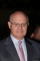 Montreal, CANADA, June, 2015  File Photo<br /> <br /> david collenette, attend the The International Economic Forum of the Americas<br /> <br /> Photo :   Pierre Roussel - AQP