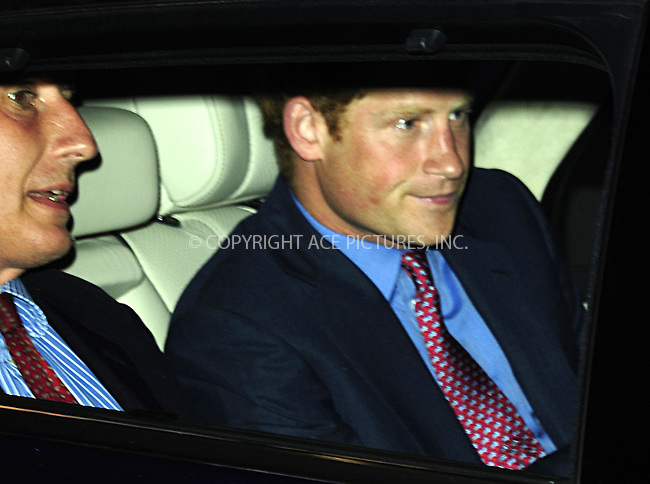WWW.ACEPIXS.COM....US Sales Only....September 3 2012, London....Prince Harry at the WellChild Awards on September 3 2012 in London....By Line: Famous/ACE Pictures......ACE Pictures, Inc...tel: 646 769 0430..Email: info@acepixs.com..www.acepixs.com