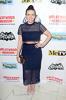 LOS ANGELES - JAN 10:  Emily Sandifer at the Batman '66 Retrospective and Batman Exhibit Opening Night at the Hollywood Museum on January 10, 2018 in Los Angeles, CA<br /> <br /> Batman '66 Retrospective and Batman Exhibit Opening Night, The World Famous Hollywood Museum, Hollywood, CA 01-10-18