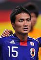 Yasuyuki Konno (JPN), AUGUST 10, 2011 - Football / Soccer : KIRIN Challenge Cup 2011 match between Japan 3-0 KOREA at Sapporo Dome, Hokkaido, Japan. (Photo by Atsushi Tomura/AFLO SPORT) [1035]