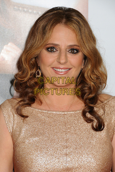 "Annie Mumolo.""This Is 40"" Los Angeles Premiere held at Grauman's Chinese Theatre, Hollywood, California, USA..December 12th, 2012.headshot portrait gold sparkly .CAP/ADM/BP.©Byron Purvis/AdMedia/Capital Pictures."