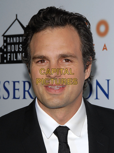 """MARK RUFFALO  .The L.A. Premiere of """"Reservation Road"""" held at The Academy of Motion Picture Arts & Sciences in Beverly Hills, California on .October 18th, 2007.headshot portrait .CAP/DVS.©Debbie VanStory/Capital Pictures"""