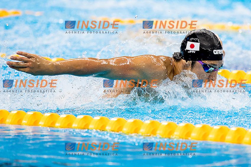 Seto Daiya JPN<br /> 200 fbutterfly men<br /> Rio de Janeiro 06-08-2016 XXXI Olympic Games <br /> Olympic Aquatics Stadium <br /> Swimming heats 08/08/2016<br /> Photo Giorgio Scala/Deepbluemedia/Insidefoto