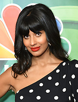 08 August 2019 - Beverly Hills, California - Jameela Jamil. 2019 NBC Summer Press Tour held at Beverly Hilton Hotel. <br /> CAP/ADM/BT<br /> ©BT/ADM/Capital Pictures