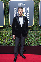 The E! booth on the red carpet at the 75th Annual Golden Globe Awards at the Beverly Hilton in Beverly Hills, CA on Sunday, January 7, 2018.<br /> *Editorial Use Only*<br /> CAP/PLF/HFPA<br /> &copy;HFPA/PLF/Capital Pictures