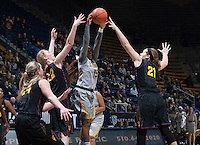 CAL (W) Basketball vs Arizona State, January 16, 2015