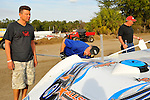 Feb 09, 2009; 4:25:31 PM; Barberville, FL, USA; UMP DIRTcar Racing Series for the 38th Annual ALLTEL DIRTcar Nationals by UNOH at Volusia Speedway Park.  Mandatory Credit: (thesportswire.net)