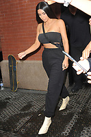 www.acepixs.com<br /> August 2, 2017 New York City<br /> <br /> Kim Kardashian leaving her hotel on August 2, 2017 in New York City.<br /> <br /> Credit: Kristin Callahan/ACE Pictures<br /> <br /> <br /> Tel: (646) 769 0430<br /> e-mail: info@acepixs.com
