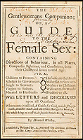 Early self help bible for 17th century women.