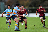 Kings College 1st XV Auckland 1A 2nd Round v Mt Albert Grammar,Kings College, Auckland, Saturday 19  May 2018. Photo: Simon Watts/www.bwmedia.co.nz