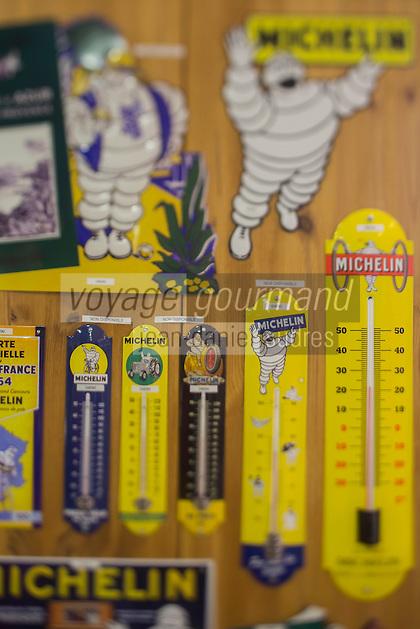 Europe/France/Auvergne/63/Puy de Dome/Clermont-Ferrand:  La Boutique Michelin: Souvenirs signés Michelin [Non destiné à un usage publicitaire - Not intended for an advertising use]