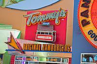 Tommy's, Original Hamburgers, Universal City, California, City Walk, Citywalk, Universal studios, holiday,  travel, us, usa, vacation,