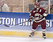Stephen Gionta - The Boston College Eagles defeated the Boston University Terriers 5-0 on Saturday, March 25, 2006, in the Northeast Regional Final at the DCU Center in Worcester, MA.
