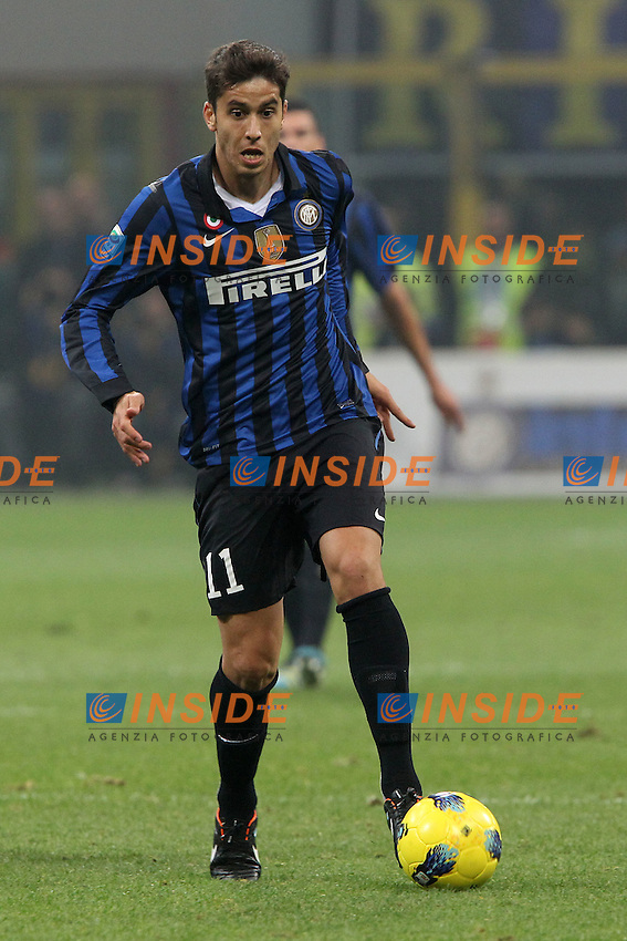 Ricardo Alvarez Inter..Milano 29/10/2011 Stadio S.Siro..Football / Calcio Serie A 2011/2012..Inter vs Juventus..Foto Paolo Nucci Insidefoto