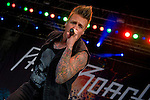 Papa Roach playing Pointfest, May 2013 at Verizon Wireless Amphitheater, St. Louis MO.