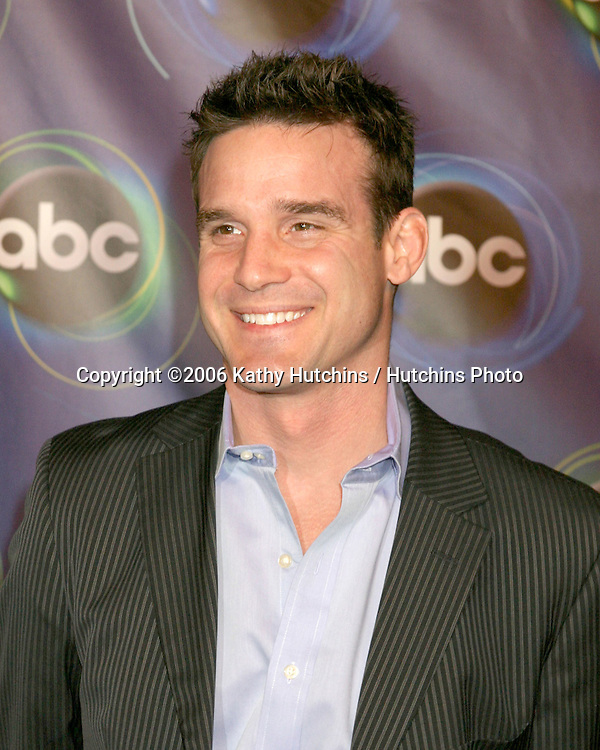 Eddie McClintock.ABC TV TCA Party.The Wind Tunnel.Pasadena, CA.January 21, 2006.©2006 Kathy Hutchins / Hutchins Photo....