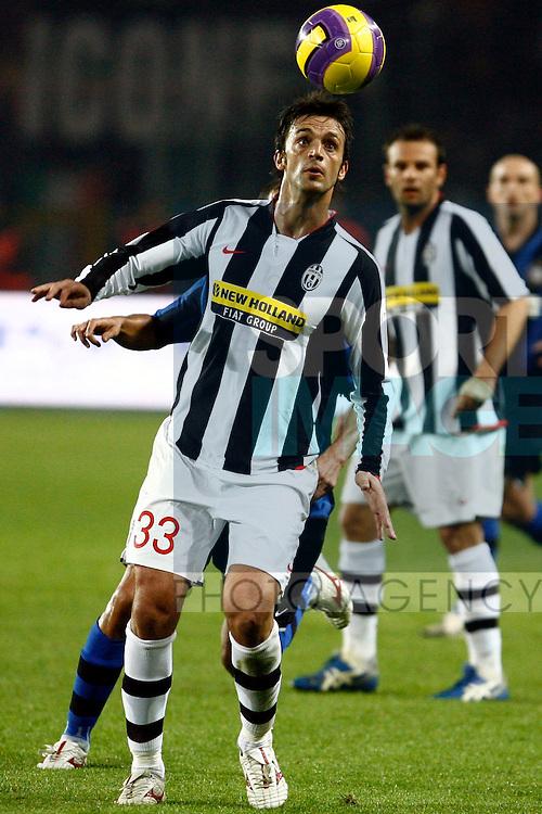 Nicola Legrottaglie of Juventus