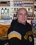 Kurt runs the wine and liquor store, S&S Liquors, which features an outstanding collection of reasonably-priced wines (and of course many other things to imbibe).   Kurt is known for his outspoken support of the Steelers and Pennsylvania sports teams, and attracts a regular flow of visitors who share his enthusiasm.  Rehoboth Beach, Delaware, USA.