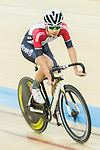 Tso Kai Kwang of the SCAA competes in Men Junior - Omnium IV Points Race 20KM during the Hong Kong Track Cycling National Championship 2017 on 25 March 2017 at Hong Kong Velodrome, in Hong Kong, China. Photo by Chris Wong / Power Sport Images
