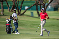 Max Kieffer (GER) during the first round at the Nedbank Golf Challenge hosted by Gary Player,  Gary Player country Club, Sun City, Rustenburg, South Africa. 08/11/2018<br /> Picture: Golffile | Heinrich Helmbold<br /> <br /> <br /> All photo usage must carry mandatory copyright credit (&copy; Golffile | Heinrich Helmbold)