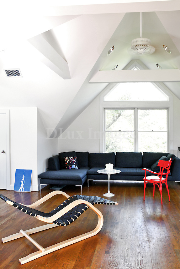 modern decorations and furniture