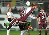Fussball Bundesliga 2011/12: 1. FC Kaiserslautern - SV Werder Bremen