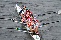 Crew: 288  St Georges Coll  Event: Junior Fours<br /> <br /> Schools' Head of the River 2017<br /> <br /> To purchase this photo, or to see pricing information for Prints and Downloads, click the blue 'Add to Cart' button at the top-right of the page.